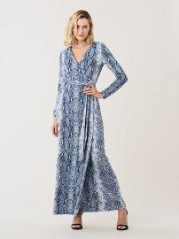 julian dress at DvF