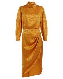 kaira dress ronny kobo at Intermix