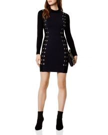 karen millenGrommet Lace-Up Dress at Bloomingdales