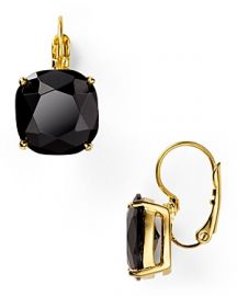 kate spade new york Square Leverback Earrings at Bloomingdales