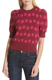 kate spade new york puff sleeve sweater   Nordstrom at Nordstrom