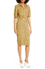 kate spade new york sunny bloom shirtdress   Nordstrom at Nordstrom