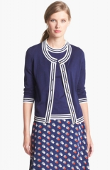 kate spade new york anabela cardigan in navy at Nordstrom