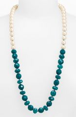 kate spade new york and39give it a swirland39 long necklace at Nordstrom