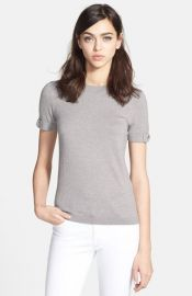 kate spade new york and39somersetand39 cotton blend sweater at Nordstrom