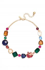 kate spade new york mix stone necklace   Nordstrom at Nordstrom