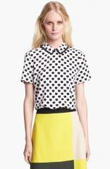 kate spade new york sierra print blouse at Nordstrom