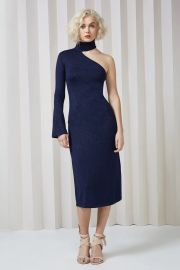 keepsake shimmer knit dress at Fashion Bunker
