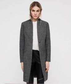 leni coat  at All Saints