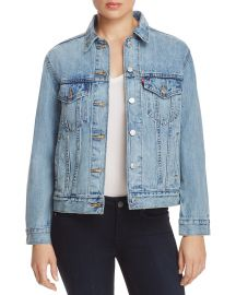 levis Ex-Boyfriend Trucker Denim Jacket at Bloomingdales