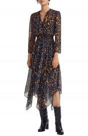 maje Rayem Midi Dress at Nordstrom