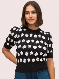 marker floral sweater at Kate Spade