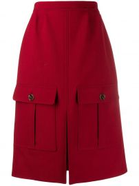 mid-length skirt by Chloe at Farfetch