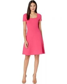 milly scalloped dress at Zappos
