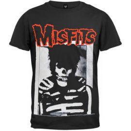 misfits t shirt at Tultex