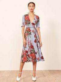 mona dress at Reformation