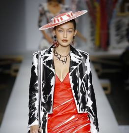 moschino at Vogue