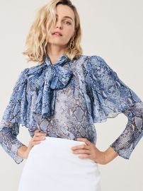 nami blouse at DvF