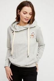 nsf LISSE HOODIE at Free People