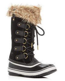 oan of Arctic Cold-Weather Boots at Bloomingdales