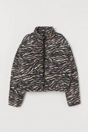 padded jacket at H&M