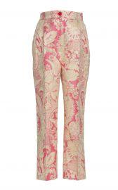 paisley trousers dolce gabbana at Moda Operandi