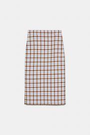 pencil skirt at Zara