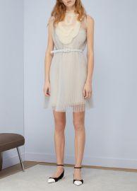 prada Sleeveless pleated dress at 24 Sevres