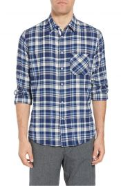 rag  amp  bone Fit 3 Plaid Beach Sport Shirt at Nordstrom