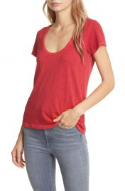 rag  amp  bone The U-Neck Tee   Nordstrom at Nordstrom