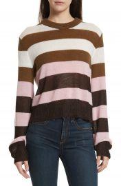 rag   bone Annika Stripe Sweater at Nordstrom