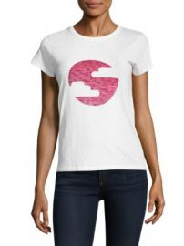 rag   bone JEAN - Cotton Cloud Graphic Tee at Saks Fifth Avenue