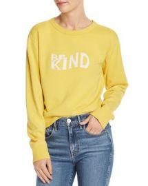 rag  amp  bone Be Kind Sweatshirt  Women - Bloomingdale s at Bloomingdales