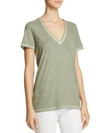 rag  amp  bone JEAN Sublime Wash V-Neck Tee at Bloomingdales