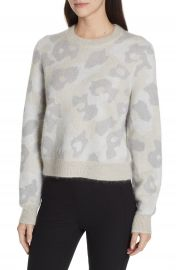 rag  amp  bone Leopard Spot Sweater   Nordstrom at Nordstrom