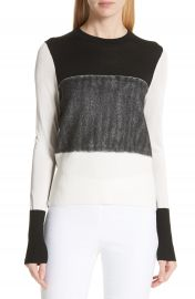 rag  amp  bone Marissa Colorblock Sweater   Nordstrom at Nordstrom