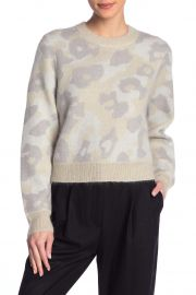 rag and bone Leopard Spot Sweater at Nordstrom Rack