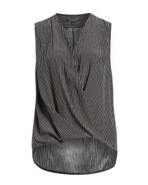 rag and bone Victor Sleeveless Silk Blouse at Nordstrom