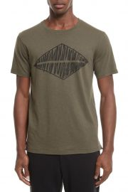 rag and bone diamond tee at Nordstrom Rack
