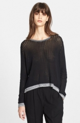 rag andamp bone Ariana Open Stitch Sweater at Nordstrom