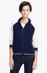 rag andamp bone Raquel Wool Varsity Jacket at Nordstrom