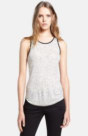 rag andamp bone and39Spineand39 Jersey Tank at Nordstrom