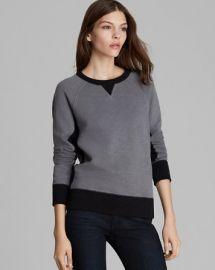 rag andamp boneJEAN Sweatshirt - The Basic Raglan French Terry at Bloomingdales