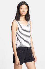 rag andamp boneJEAN and39Ariaand39 Stripe Tank at Nordstrom