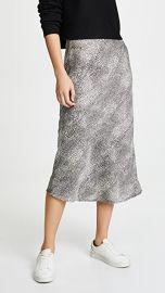 re named Leopard Midi Skirt at Shopbop