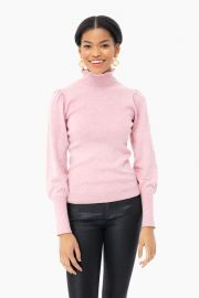 rebecca taylor COZY TURTLENECK PULLOVER at Tuckernuck