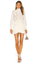 retrofete Barbara Dress in White from Revolve com at Revolve