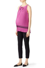 rosie pope Darcy Maternity Blouse at Rent The Runway