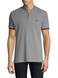 sandro Short-Sleeve Polo at Saks Fifth Avenue