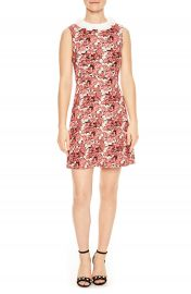 sandro Edwige Floral Print Sheath Dress at Nordstrom
